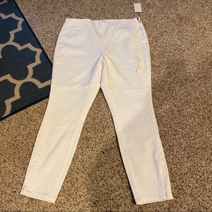 a new day (Target) - White skinny pants - Sz 18